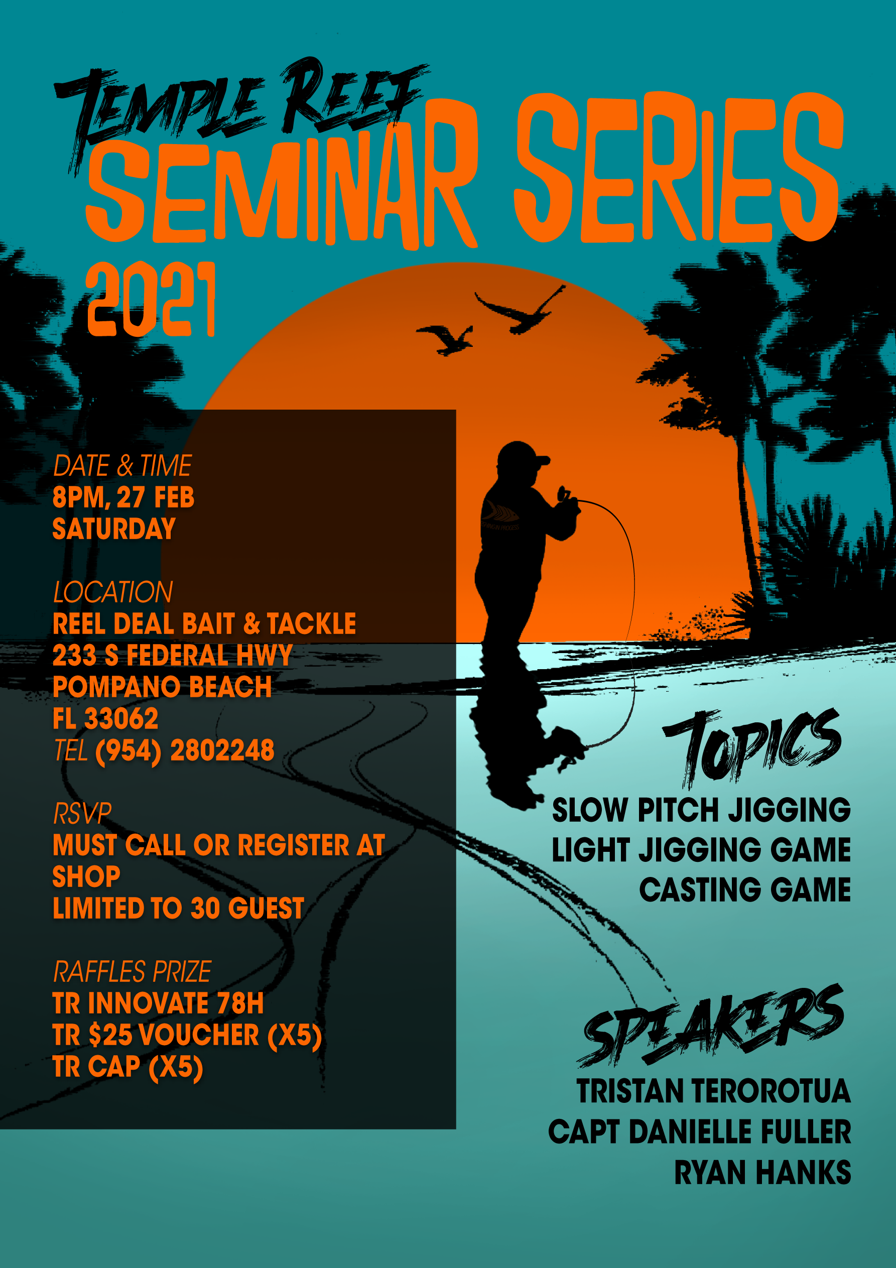 Seminar Series 2021